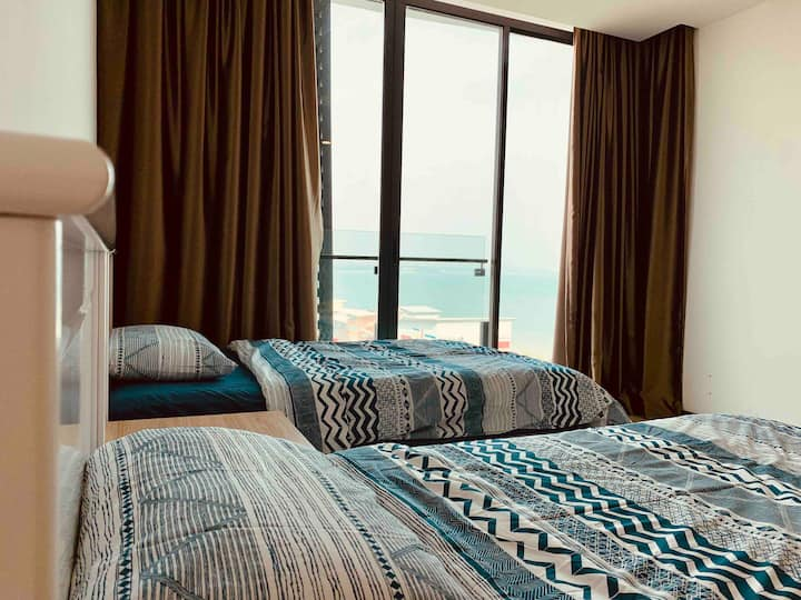 D'Wharf Port Dickson - Cozy Unit (Up to 6 pax)