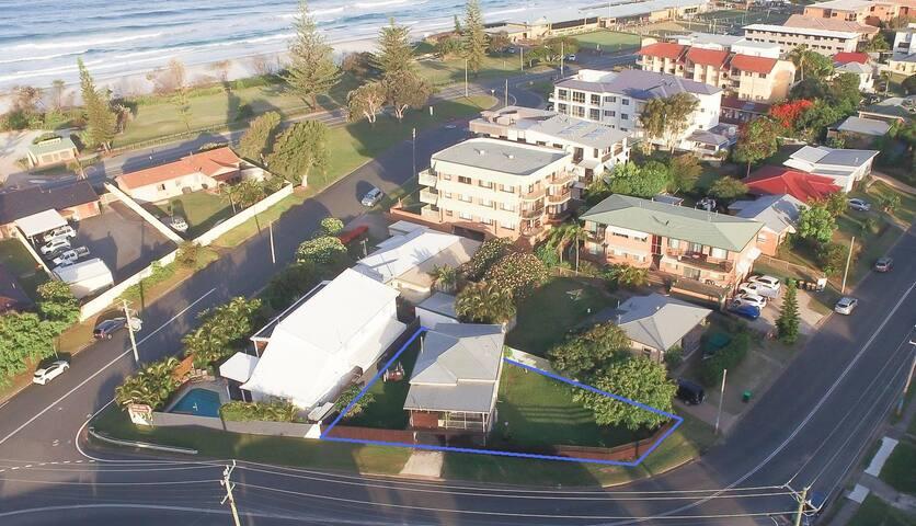 The Kingy Beach House - Kingscliff - House