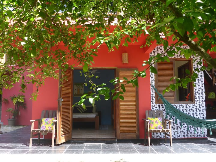 Hospedagem afetiva na Vila de Itamambuca II