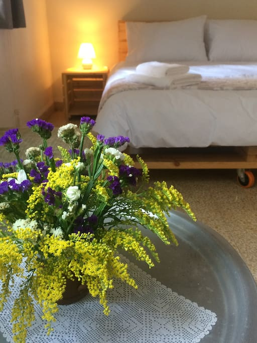 Flowers in your room