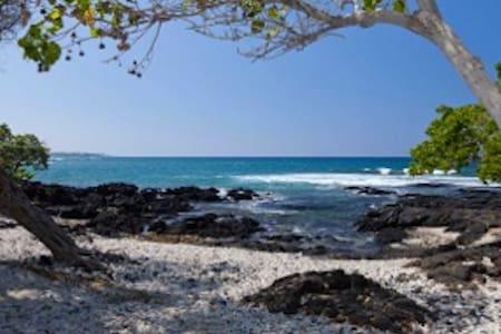 Paniau Surf Puako - Kamuela - Cabin
