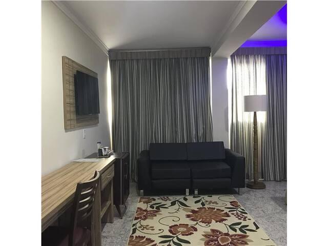 Hotel Dan Inn Premium Campos do Jordão - SUÍTE SUPERIOR