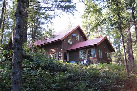 Idyllic family or group cabin near Whistler - Whistler - Chalupa