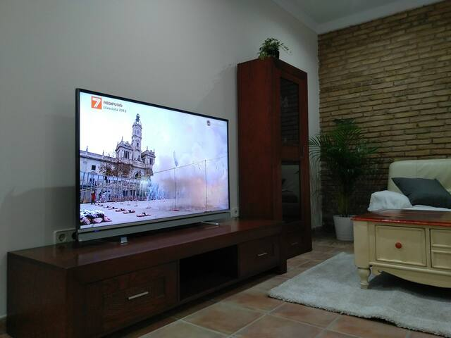 """Smart tv 55"""""""