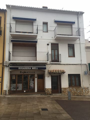 ESTUDIO APT  CAN NIELL   HUTG (PHONE NUMBER HIDDEN) - Palafrugell - Daire