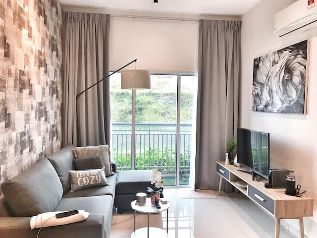 G3 Mesahill. A Cozy Homestay *Nearest to KLIA*