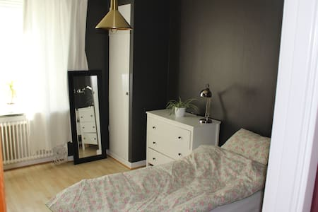 A big apartment wit 4 bedrooms in Malmö inner city