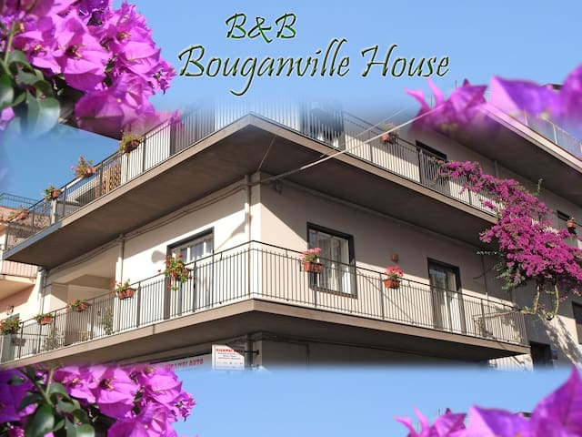 B&B Bouganville House - Zafferana Etnea - Bed & Breakfast
