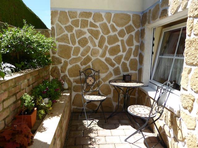 Kleine Terrasse