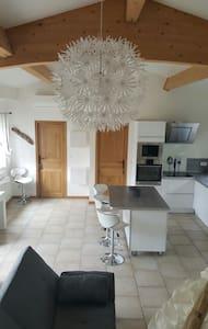 BEL APPART DE 55 m2 AVEC JARDIN - Poussan - Wohnung