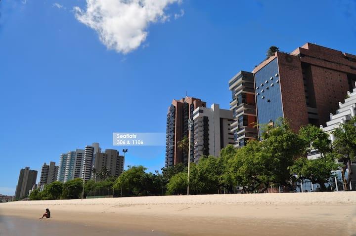 Seaflat306 -Fortaleza Iracema Resid