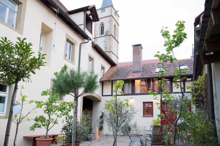 Wenkheimer Hof – Ferienwohnung