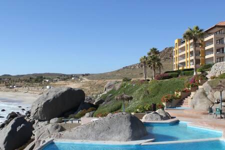 Acogedor departamento en Playa Blanca, Tongoy