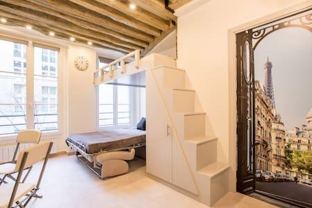 Elegant studio in heart of Paris - París