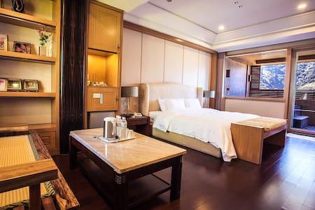 達谷蘭溫泉渡假村  一泊二食頂級VIP - Xinyi Township - Bed & Breakfast