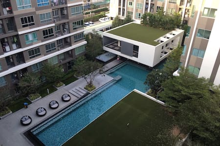 Sukhumvit 109 Relaxing with smile - Condominium