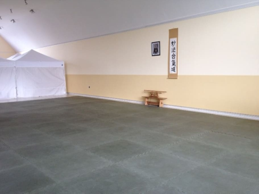 interior of Studio
