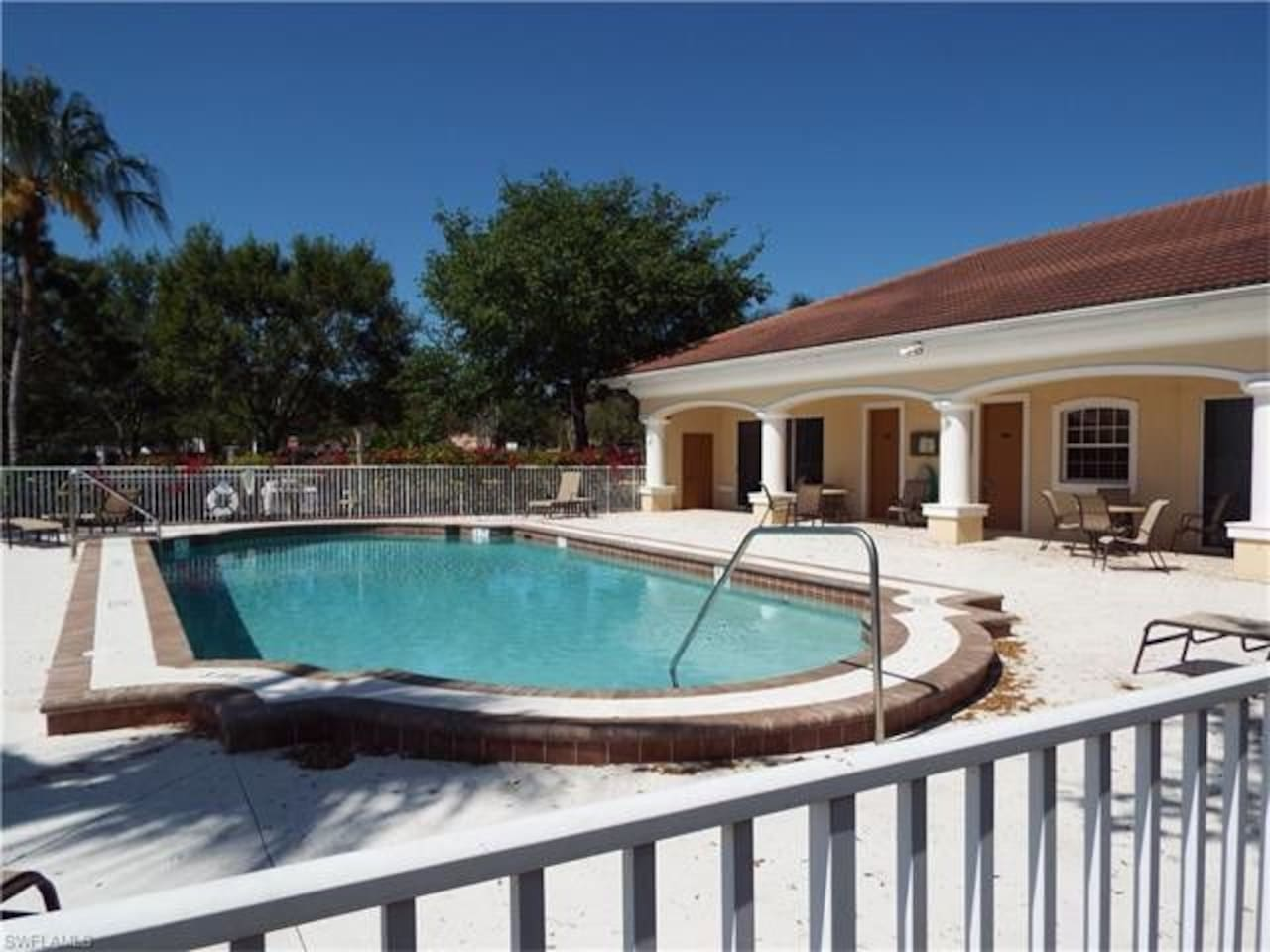 Enjoy our community pool