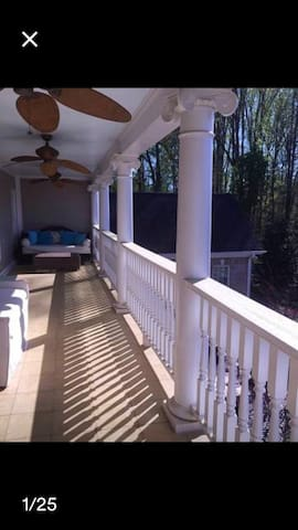 Charleston Oasis in the Upstate!