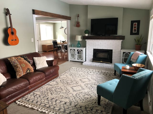 Clean and Comfy Boise Home