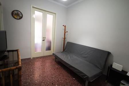 Central Athens Platos Academy apartment