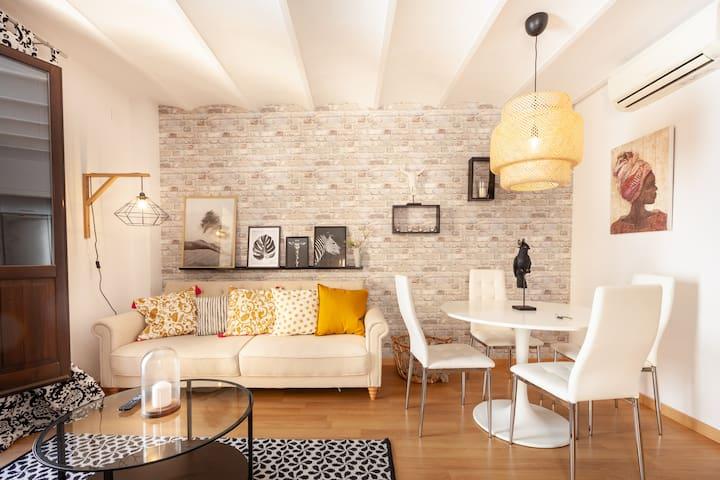 Beautiful Apartment Center Tarragona. Abat Street