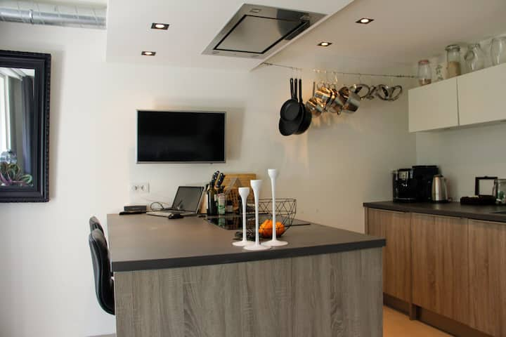 Newly renovated appartement city center Rotterdam