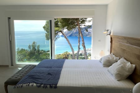 Casa Mare Nostrum Luxury 3 Bedroom Villa with POOL - La Herradura - Dom