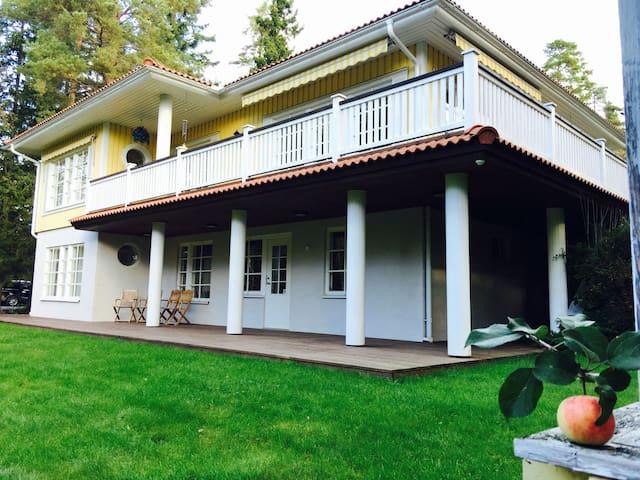 Nice comfortable house in Vaasa