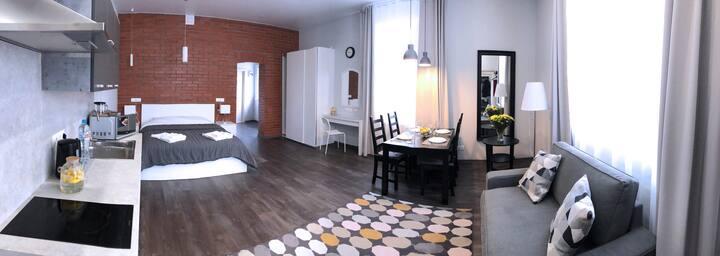Апартаменты 40 кв.м.