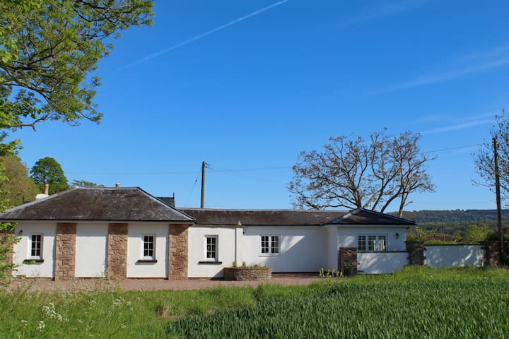 Cwningfan: a rural idyll close to Monmouth