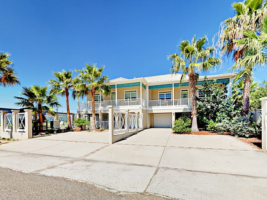 Welcome to South Padre Island. This property is professionally managed by TurnKey Vacation Rentals.