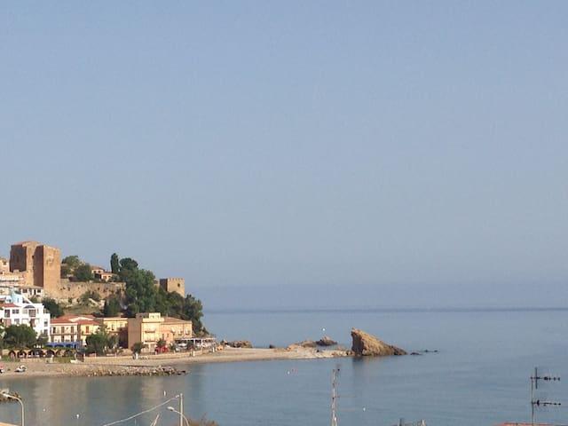 The dream life that you would like, sun beach &art - Castel di Tusa - Huoneisto