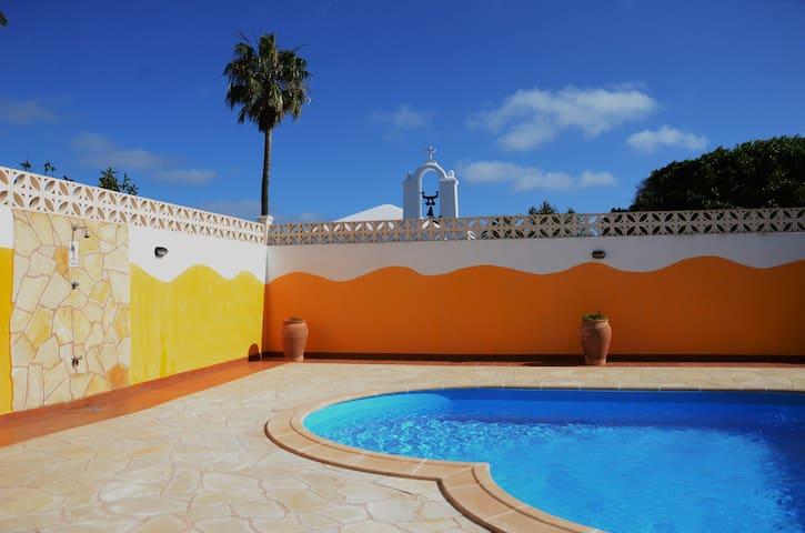 Casa la Ermita A - Máguez - Byt