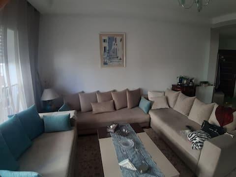 Appartement cosy à tunis Jardins d'el Menzah