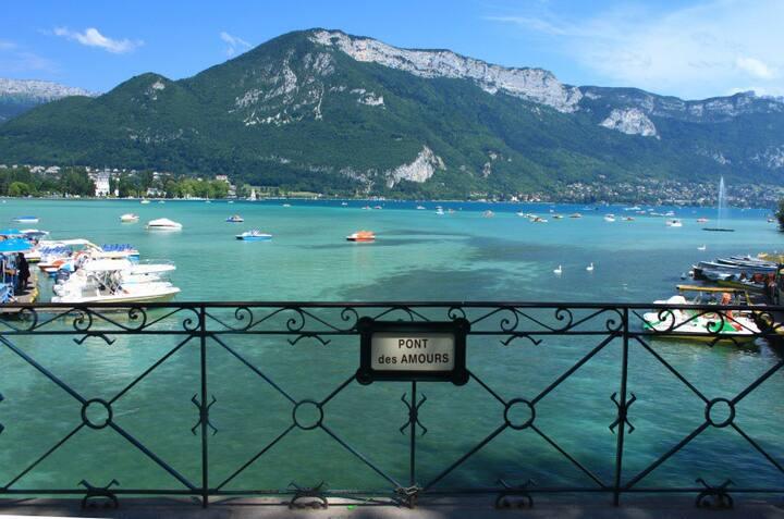 Petit Break sur Annecy
