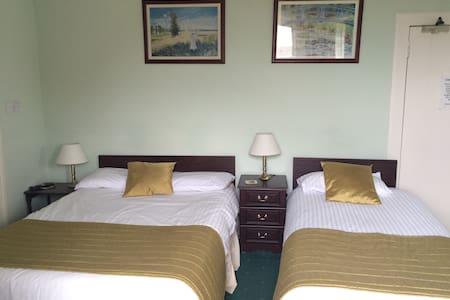 Triple Room 2 Airdenair Guest House - Edinburgh