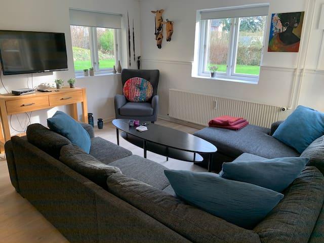 Nice 2 bedroom apartment in Søllerød/Holte