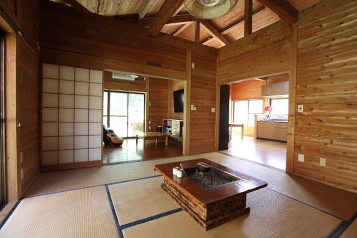 Long stay - Yakushima South Village private room