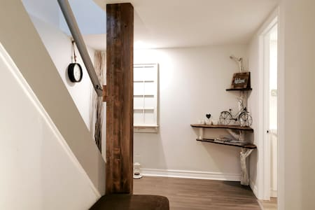 Private Apartment Entire Basement Niagara Region