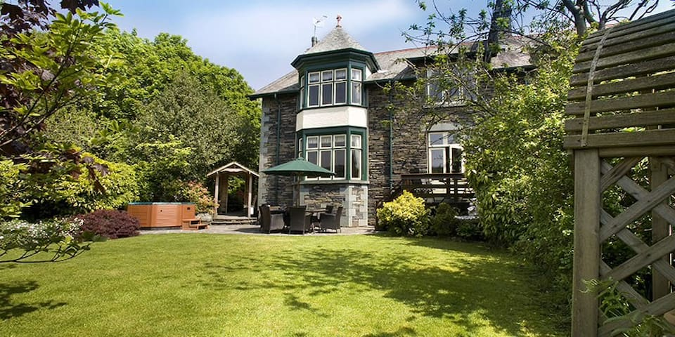 5 star gold property - Bracken Howe, Ambleside - Ambleside - Dom
