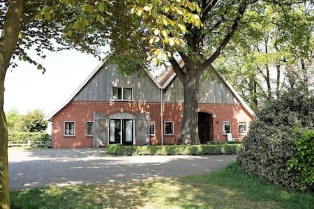 Erve Wezenberg Boerderykamer Schaap - Denekamp - 住宿加早餐