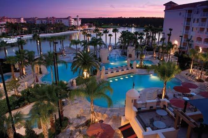 Week at Marriott's Grande Vista-Orlando Sleeps 4! - Orlando - Cabaña