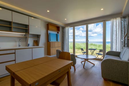 ★Modern Sea View Apartment |BBQ & Terrace