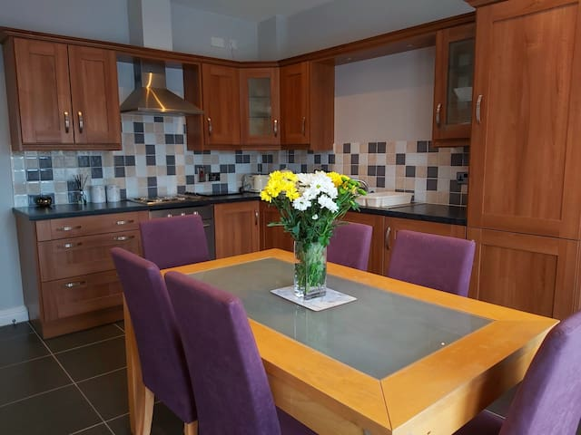 Modern, Townhouse, In heart of the Sperrins