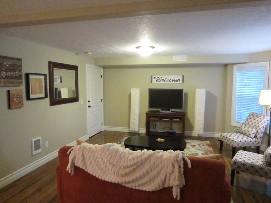 Spacious One Bedroom Full Apartment Apartments For Rent