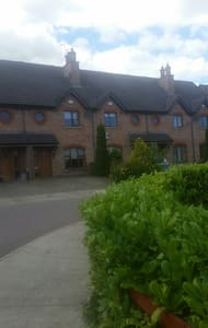 A double room  with ensuite - Castlebellingham, County Louth, IE - Hus
