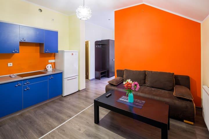 Апартамент Федьковича 6