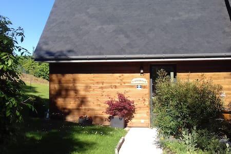 Chalet Nord Aveyron