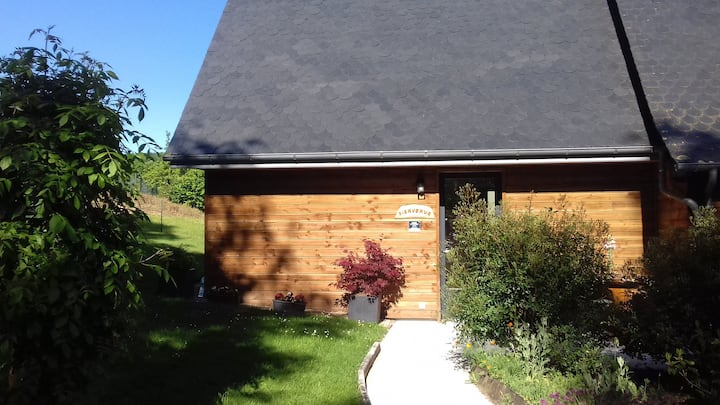 Chalet Nord Aveyron
